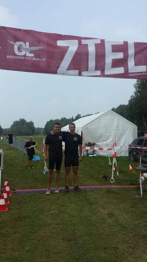 Marcell Görke und Matthias Drews