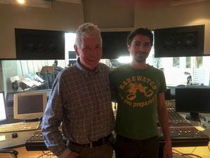Rainbow Studio mit Jan Erik Kongshaug und Roland Duckarm