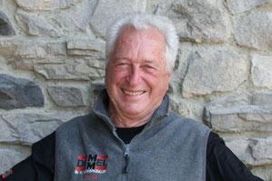Wilfried Demmel, Senior Geschäftsführer, Fliesen Demmel, Oberstdorf, Tiefenbach, Allgäu