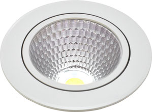 Bild: LED Downlight 12W COB Dim2warm