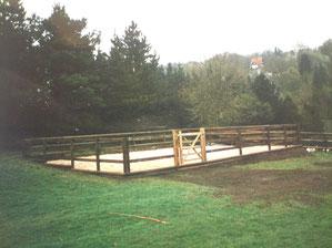 Ponyreitplatz