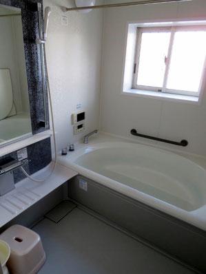 わが家の浴室。