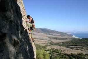 Klettern Kurse mit Girasol Adventures