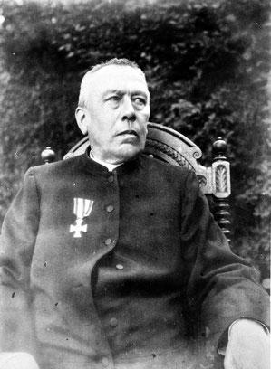 Pfarrer Johannes Dornseiffer