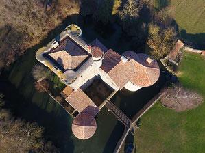 sejour romantique chateau medieval - forteresse romantique de Tennessus