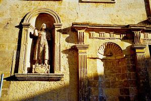 intessantes Fassaden-Detail