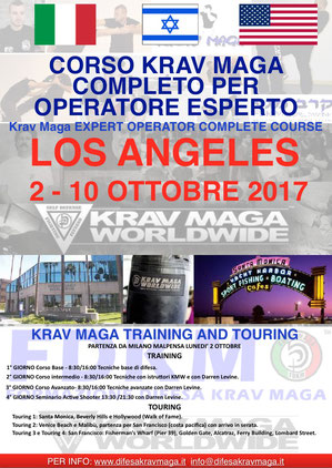 CORSO EXPERT OPERATOR COMPLETE  FDKM LOS ANGELES