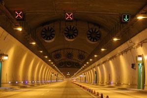 Tunnel van Vielha