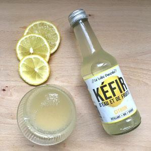 """kefir d""""eau et de fruits bio microbiote"""