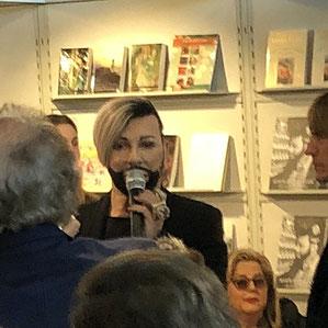 Harald Glööckler, Frankfurter Buchmesse