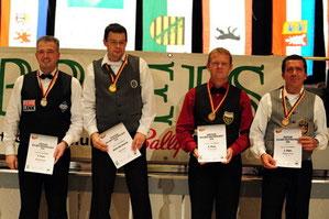 3. DM Cadre 52/2 Carsten Krane(2. v. rechts)