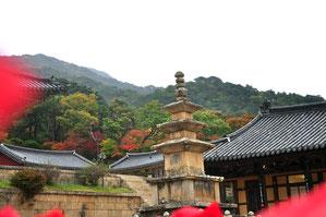 Haeinsa tempel