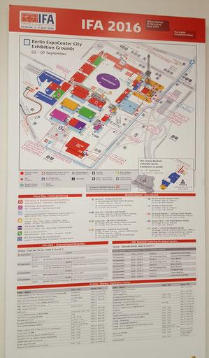 Plan IFA Berlin