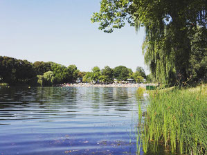 Top 5 lakes close by and in Berlin