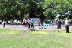 Ciwana Black | WGT 2017 | Camping Ground