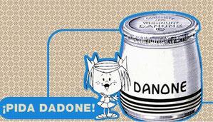 Si quieres saber más sobre la publicidad de Danone a lo largo de su historia haz click en la imagen.