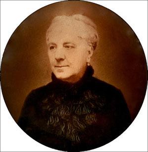 Eulalie Cade, femme de Oscar Comettant