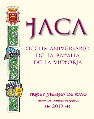 Fiestas en Jaca Primer Viernes de Mayo