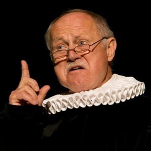 """Joachim Grabbe 2009 in """"De Moorhoff"""". Regie: Axel Grabbe"""