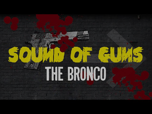 The Bronco - Sound of Guns