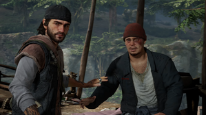 Days Gone baut auf der Unreal Engine 4 auf. Bild:  Sony Interactive Entertainment