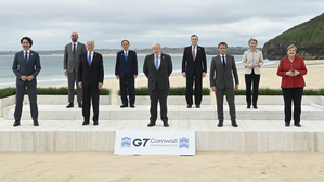 """G-7 Leaders """"Family Photo"""""""