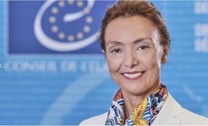 COE Secretary General Marija Pejčinović Burić