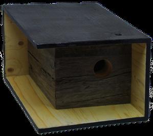 maison pour oiseaux contemporaine