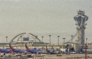 International Airport Los Angeles   LAX