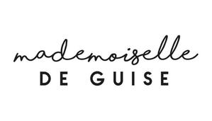 Mademoiselle DE GUISE - Tous droits réservés©