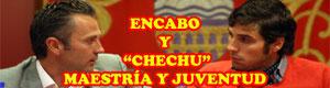 Tertulia taurina con los matadores de Toros Chechu y Encabo