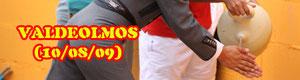Reportaje festival en Valdeolmos con Marco Antonio Navacerrada y Diego Valladar