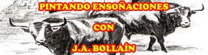 Entrevista con el pintor colmenareño José Antonio Bollaín de Colmenar Viejo