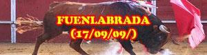 Reportaje corrida de toros en Fuenlabrada