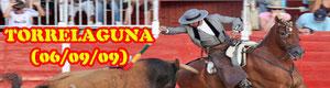 Reportaje corrida de rejones en Torrelaguna