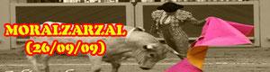 Reportaje novillada en Moralzarzal con Miguel de Pablo