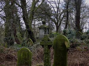 Handsworth churchyard