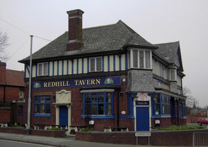 Redhill Tavern on the Coventry Road near Hay Mills
