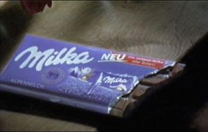 Milka, TV Spot