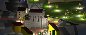 Proyecto recuperación Iglesia San Juan Bautista (Edificio Ave Fénix)