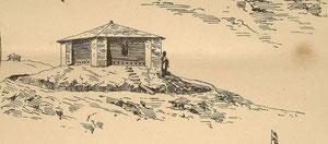 Fortín de la línea Miranda Vitoria 1881