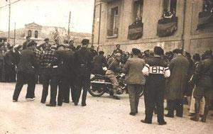 Foto con convento Agustinas al fondo (Gentileza de J.Pérez)