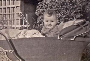 Ich im Jahre 1965