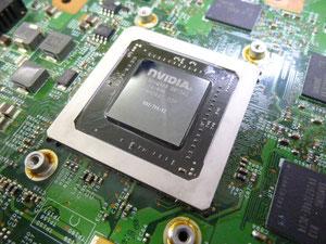 パソコン基板 GPU部分