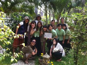 タイのスクール