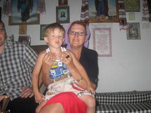 Крестная  Людмила