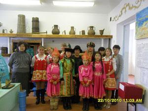 Корсаковская школа 2010 год