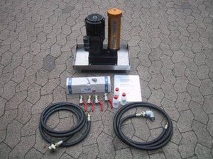 OIL FILTER FOR HYDRAULIC UNITS
