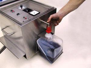 MI 6051 Automatic bunker sampler