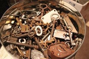 suche den schlüssel zum glück